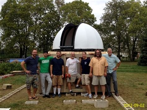 backyard observatory back yard astronomy observatory page 3 pics about space