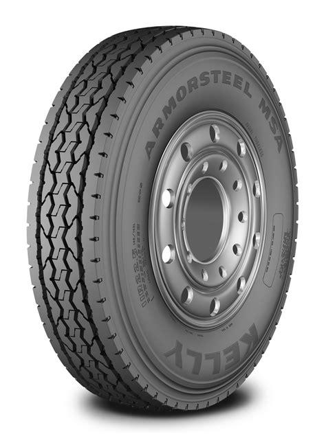 armorsteel msa kelly tires