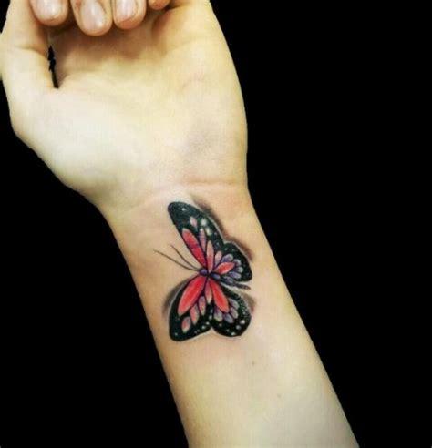 tattoo 3d papillon photos tatouage 3d papillon