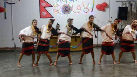 anju pant maitighar maitighar and newari mix new year celebration 2074 mcoms