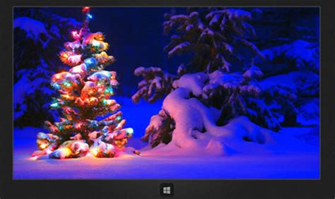 night theme for windows 8 1 microsoft official snowy night theme for windows 8 1