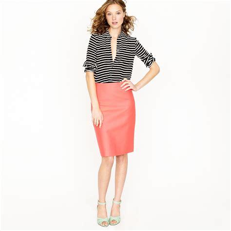 Cotton Pencil Skirt best cotton pencil skirt photos 2017 blue maize