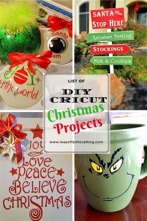 the 25 best cricut christmas ideas ideas on pinterest