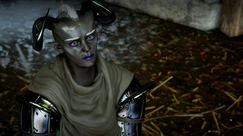qunari tattoo dragon age inquisition show off your inquisitor dragon age inquisition giant