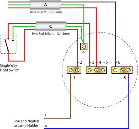 Wiring Ceiling Lights Diagram Ceiling Ceiling Wiring Diagrams