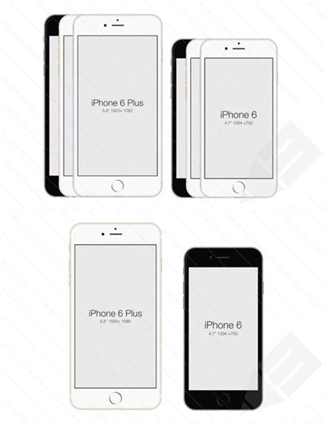 template of iphone 6 the 20 inspiring free iphone 6 and 6 plus mockup templates