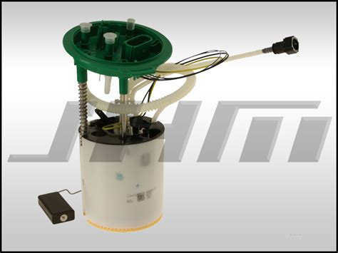 Fuel Pump Assembly w/ Sending Unit (OEM) for B7 A4 ALL, B7 RS4 JH Motorsports Inc. JHM.