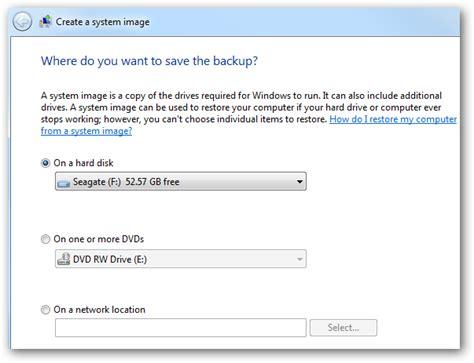 cara membuat virus windows 7 cara membuat cd system image windows 7