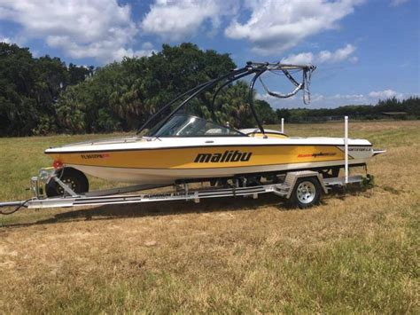 malibu sportster boats for sale malibu sportster boats for sale in florida