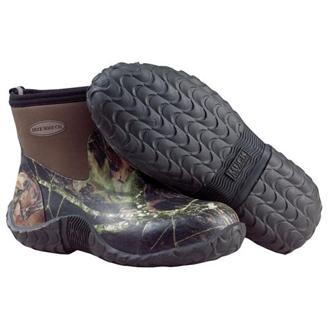 mens camo muck boots s muck 174 boots excursion low camo hikers mossy oak