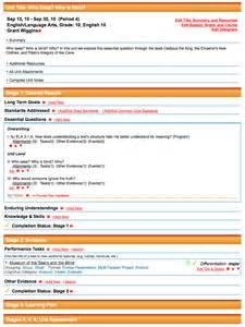 curriculum design template images