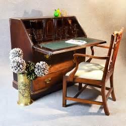 bureau large writing bureau large desk chest antiques atlas