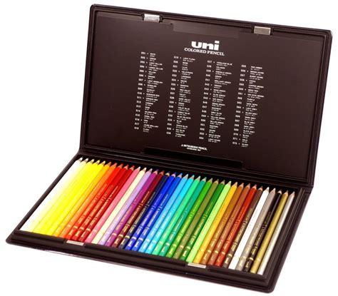 mitsubishi uni pencils mitsubishi color pencil uni colored pencils 36 colors set