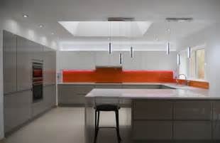 Kitchen Island Extractor Fan Handle Less Kitchen Articles True Handleless Kitchens Co Uk