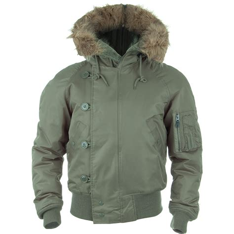 Diskon Jaket Army Jaket 2 In 1 mil tec n 2b flight jacket olive flight 1st
