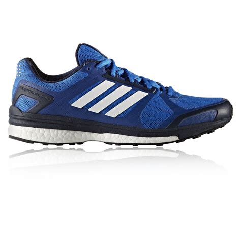 blue sneakers mens adidas supernova sequence 9 mens blue sneakers running