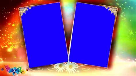 Wedding Effects Background Hd by Hd Wedding Blue Background Blue Mat Effects