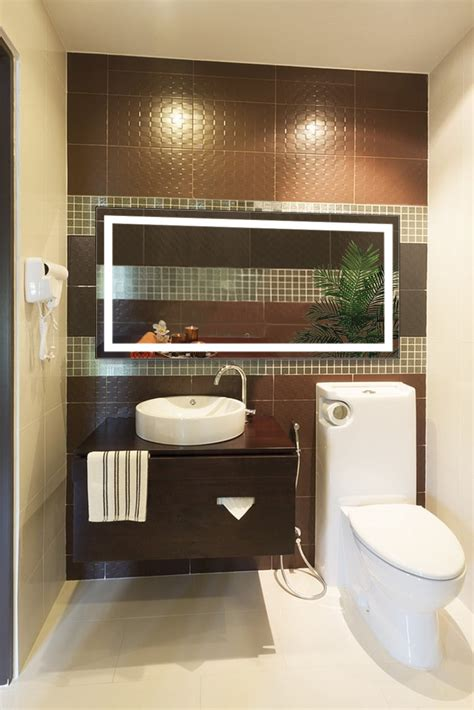led bathroom mirror 18 inch x 30 inch lighted vanity large 60 inch x 30 inch led bathroom mirror lighted vanity