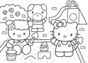 coloriage kitty 224 imprimer a4 ancenscp
