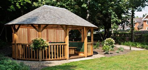 luxury gazebo hton luxury wooden gazebos crown pavilions