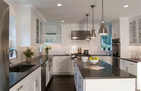 Kitchen Design Malvern Pa Malvern Pa Crisp White Expanded Kitchen Modern