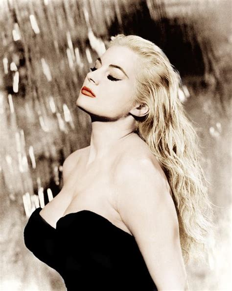 anita ekberg s most stylish moments instyle com