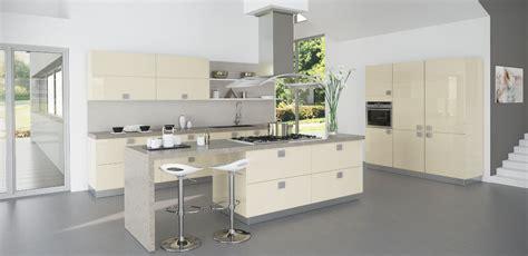 cuisine laqu馥 beige cuisine beige laque photos de conception de maison