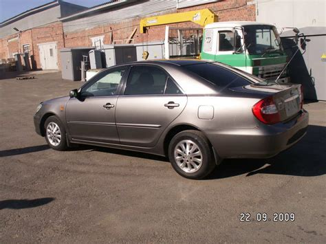 Toyota Camry 2002 For Sale 2002 Toyota Camry Photos 2 0 Gasoline Ff Automatic For