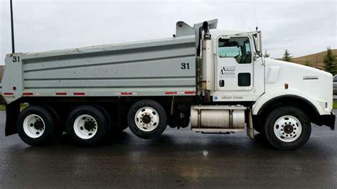 kenworth t800 dump truck 2003 kenworth t800 dump truck for sale pullman wa