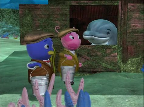 silver the backyardigans wiki fandom powered by