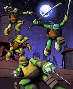 tmnt colors and names finding the of a story how the mutant