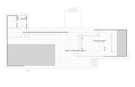 pavillon plane barcelona pavilion plan www imgkid the image kid