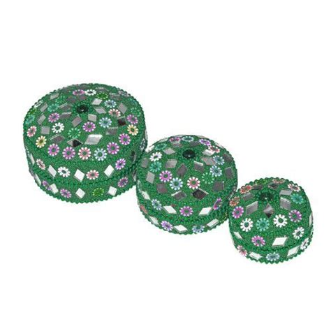 jaipur home decor hand crafted lac box set of 12 buy 51 best indian pill boxes images on pinterest pill boxes