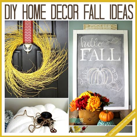 fall diy decorating ideas home decor diy fall ideas the 36th avenue