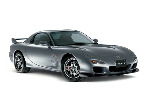 types of mazdas 2002 mazda rx 7 version 6 spirit r type a b c
