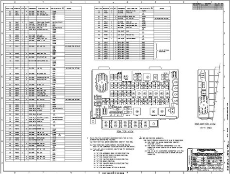 2012 freightliner cascadia fuse box diagram wiring diagram