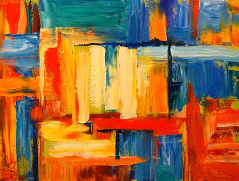 ideas for painting ten best techniques and ideas for abstract painting