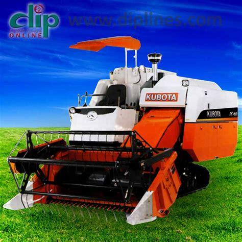 Mesin Pemipil Jagung Kubota dip alat panen padi combine harvester kubota dc 60 13
