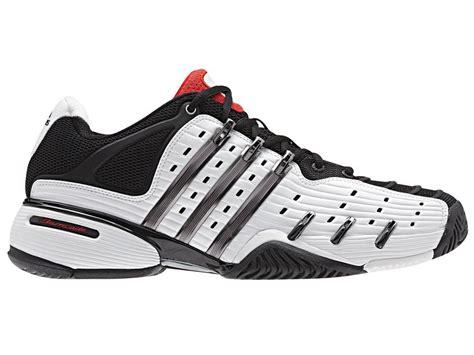 adidas mens barricade v classic tennis shoes white black
