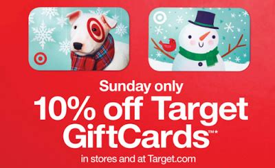 Does My Target Gift Card Have Money On It - 10 off target gift cards