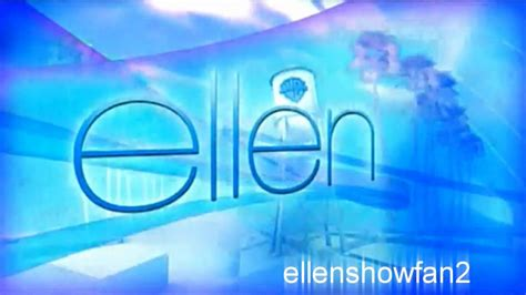ellen degeneres theme song the ellen degeneres show theme song no audience new link