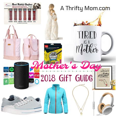mothers day gifts 2018 s day gift guide 2018 a thrifty recipes