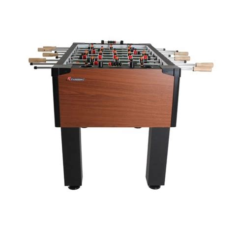 Gladiator Table by Atomic Gladiator Foosball Table Academy