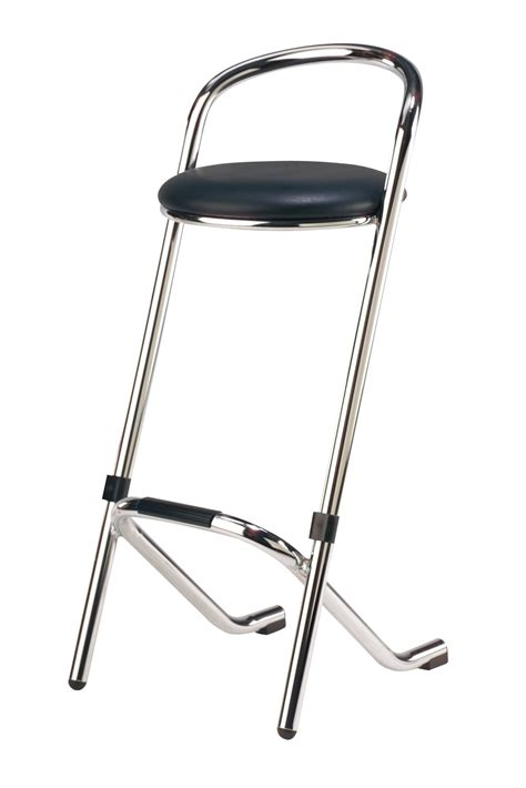 Stackable Bar Stool by Stackable Chrome Bar Stools Ensor Hammerscale Frame