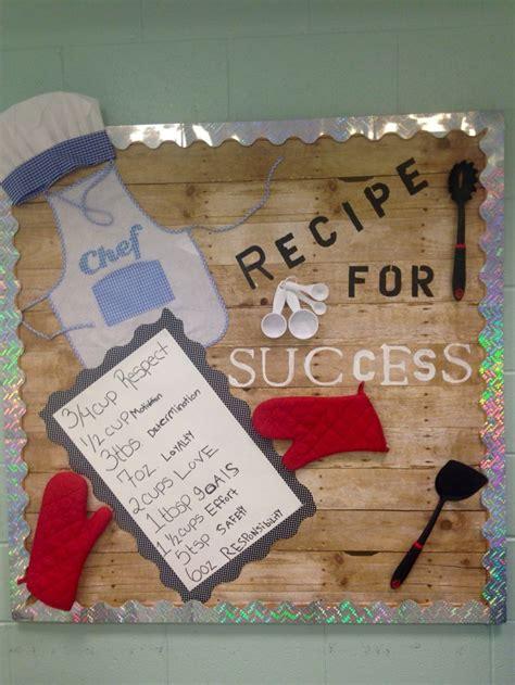 kitchen bulletin board ideas 25 best ideas about recipe for success on pinterest