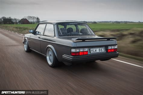 turbo volvo turbo bricking it in a 740hp volvo speedhunters