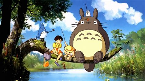 Forest Backyard Nerd Recommendation My Neighbor Totoro The Oracle