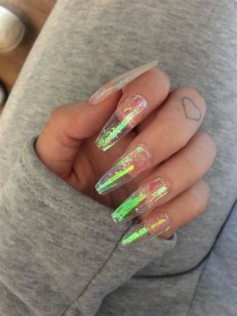 Clear Nail by 17 Best Ideas About Clear Nail Designs On