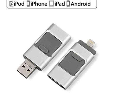Iflash Drive Otg For Ios And Android 32gb Gold iflash pc ios iphone lightning android 3 in 1 pendrive otg 32gb best deals nepal