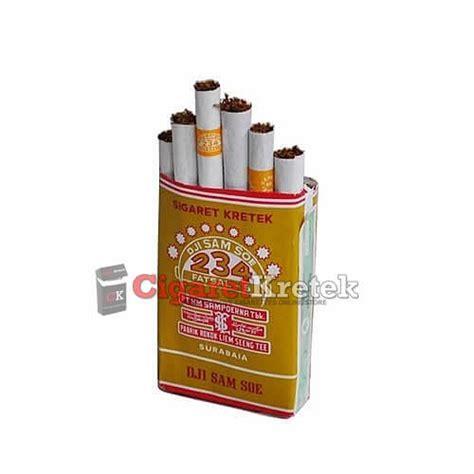 Rokok Dji Sam Soe 12 dji sam soe 234 kretek clove cigarettes